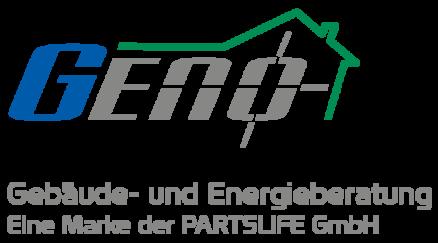 Logo GENO-PARTSLIFE